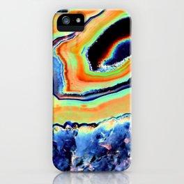 Crystalized Wonders iPhone Case