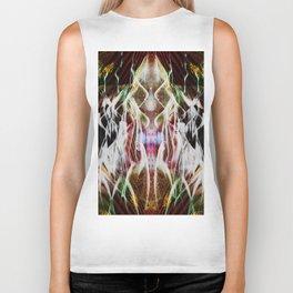 Sagg-Unicorn  abstract art Biker Tank