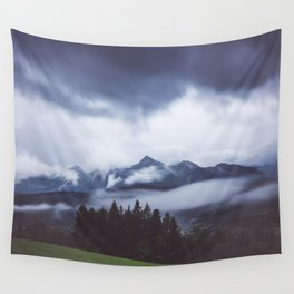 Weather break Wall Tapestry