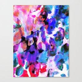 Lets Paint   Canvas Print