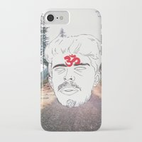 chill iPhone & iPod Cases featuring Chill by Kim Wells