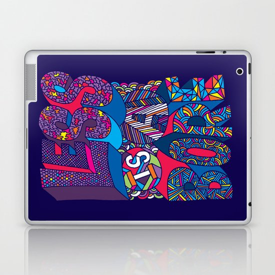 Less is a Bore Laptop & iPad Skin