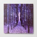 Magical Forest Purple by vintageby2sweet