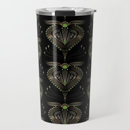 Art Deco . Aphrodite . Travel Mug