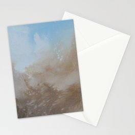 Mountain views Stationery Cards