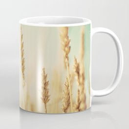 the wheat field ... Coffee Mug