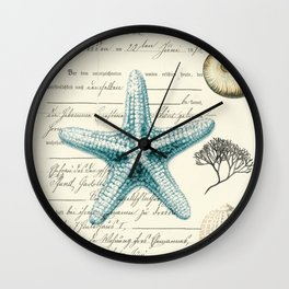 Nautical Mile 1  Wall Clock