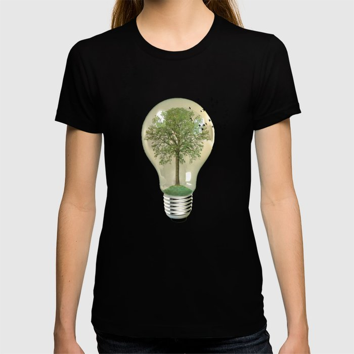 green ideas T-shirt
