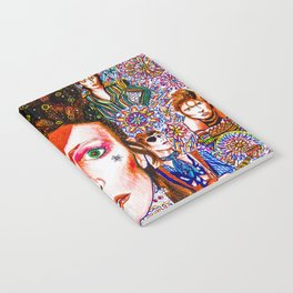 Music of the soul 7 Notebook