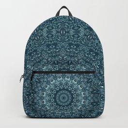 flowing lines pattern 3 Backpack