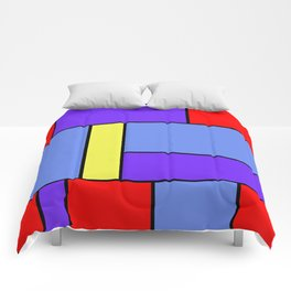 Abstract #482 Comforters