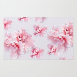 Pink Azalea Flower Dream #1 #floral #pattern #decor #art #society6 Rug