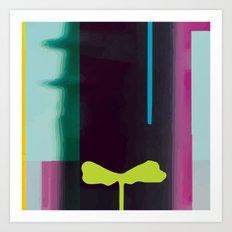 Abstraction VI Art Print