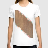 wooden T-shirts featuring WooDEn ART by ''CVogiatzi.