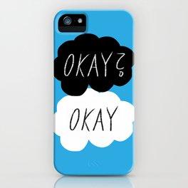 Okay? Okay iPhone Case
