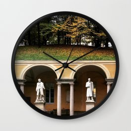 Architecture of Impossible_Pavia Wall Clock