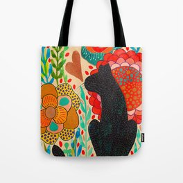 Sometimes My Love Is A Wild Thing Tote Bag