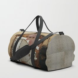 Unidimensional house Duffle Bag