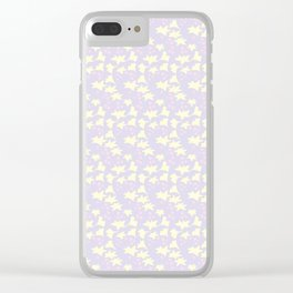 Japanese Pattern 13 Clear iPhone Case