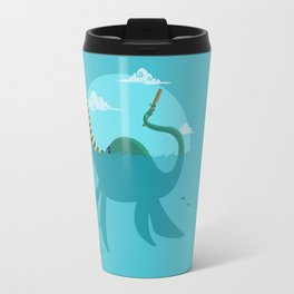 "Loch""Ness"" Monster Travel Mug"