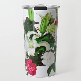 Flower Bundle Travel Mug