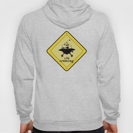 UFO crossing sign Hoody