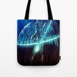Luc Ready for Battle Tote Bag
