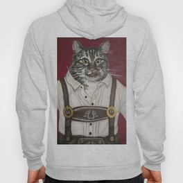 Hans the Cat Hoody