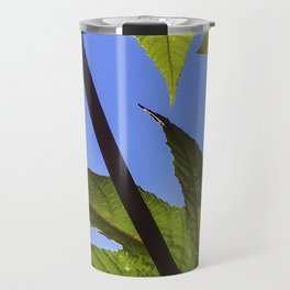 Castor Bean Travel Mug