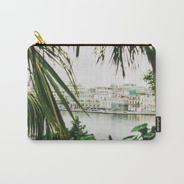 Peaking through Palms Carry-All Pouch
