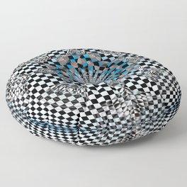 Hyper-Square Floor Pillow