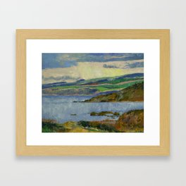 Firth of Clyde Framed Art Print