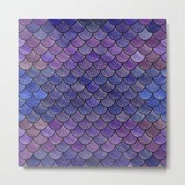 Lovely Pattern III(Glitter Version) Metal Print