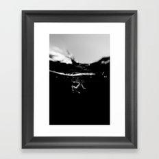 160908-0904 Framed Art Print