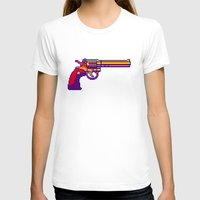 monty python T-shirts featuring Colt Python by Nick Ellsworth