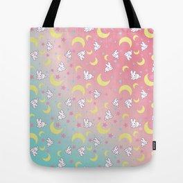 Sailor Moon Bunny's Pattern Tote Bag