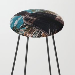 Astroworld 2019 Counter Stool