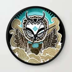 Sky Lord Wall Clock