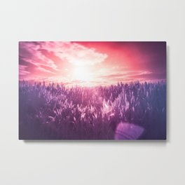 A BEAUTIFUL WORLD Metal Print
