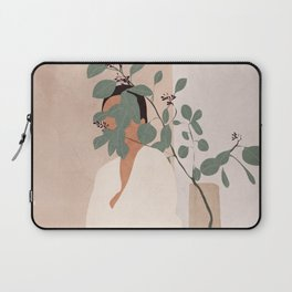 Behind the Leaves Laptop Sleeve