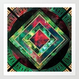Cosmos MMXIII - 04 Art Print