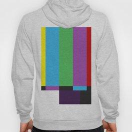 tv color bar Hoody