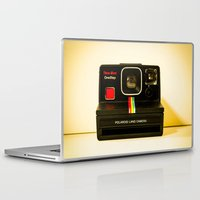 polaroid Laptop & iPad Skins featuring Polaroid by Sydney S Photography