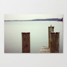 Summer Waits Canvas Print