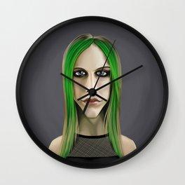 Celebrity Sunday ~ Avril Lavigne Wall Clock