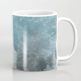 Icy Blue | Abstract art | Modern Art | Modern Home Coffee Mug