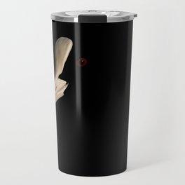 Black coot Travel Mug