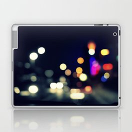 a street full of lighters Laptop & iPad Skin