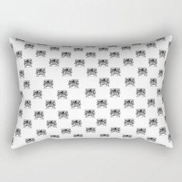 Oaxacan Deity  Rectangular Pillow