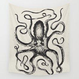 Octopus Wall Tapestry